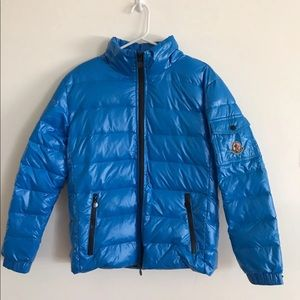 MONCLER DOWN PUFFY JACKET